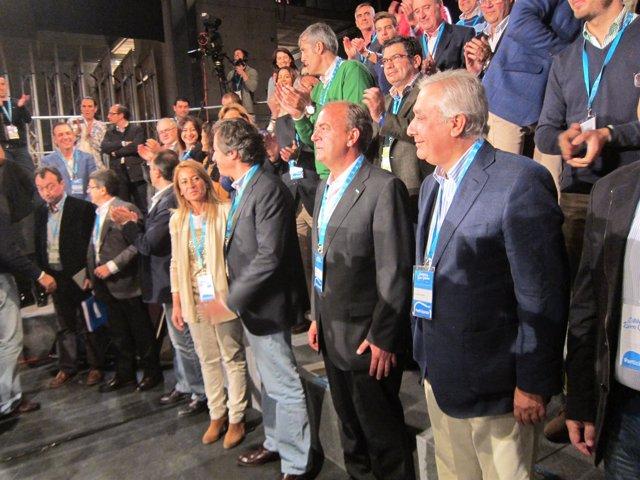 Convención nacional del PP en Cáceres
