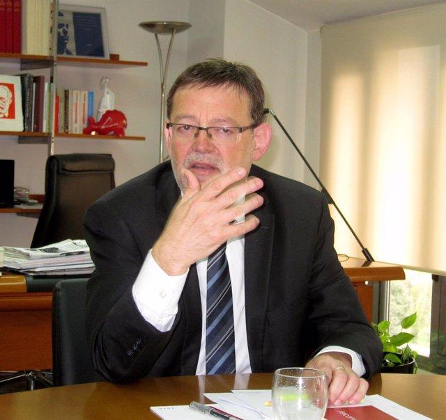 Ximo Puig en una imagen de archivo