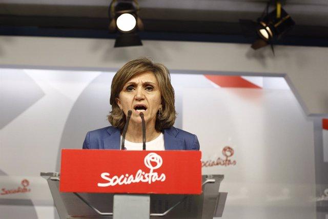 María Luisa Carcedo, en imagen de archivo.