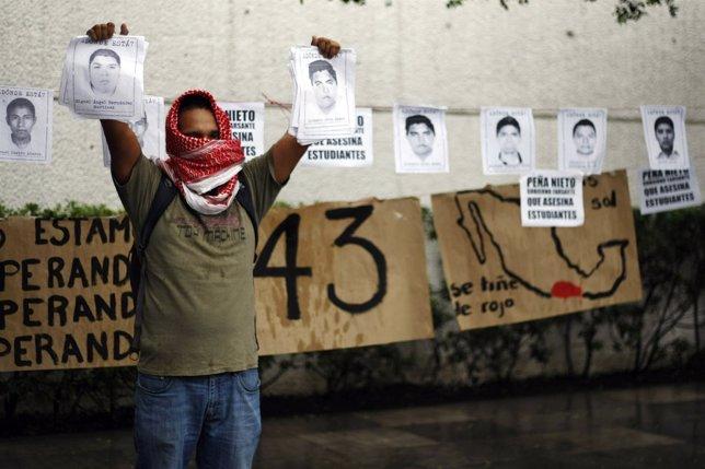 Iguala estudiantes desaparecidos México