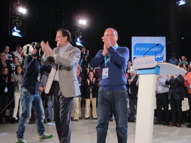 Convención del PP en Cáceres