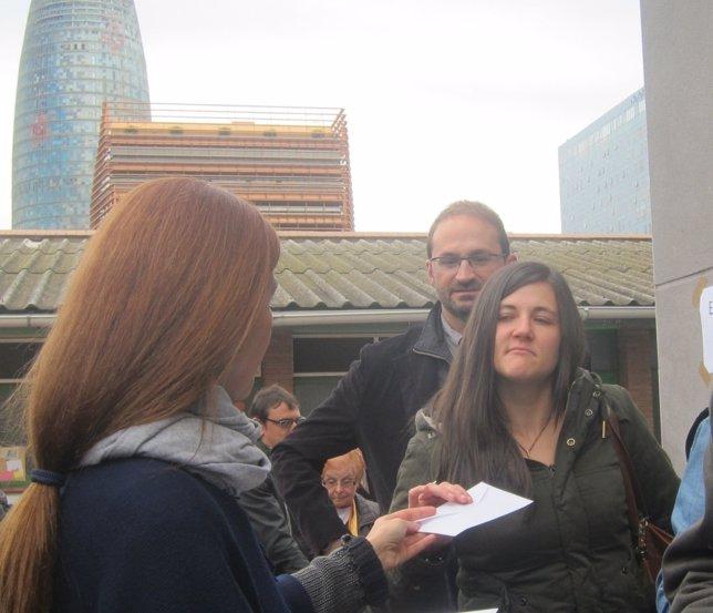 El coordinador de ICV, Joan Herrera