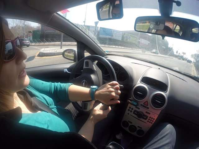 Recursos conducción. Conductor. Tráfico