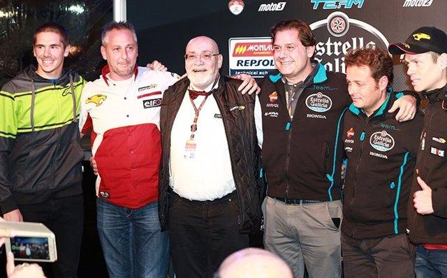 Marc VDS Racing Team Estrella Galicia 0,0