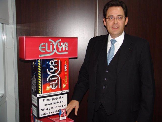 Christian Greiveldinger, director general de Landewyck