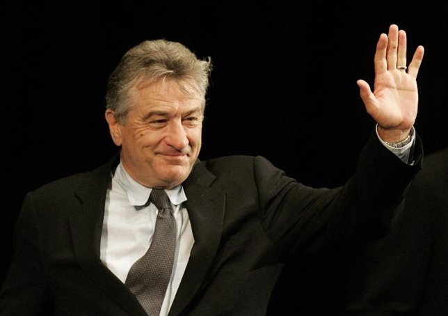 el actor y director Robert De Niro