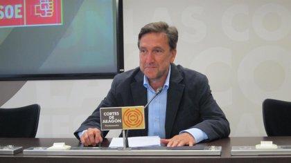 PSOE critica que Oliván no proporciona las cifras de las listas de espera