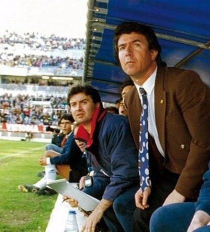 Un libro repasa los 141 últimos días de Juan Gómez 'Juanito', los únicos que pasó como entrenador de fútbol