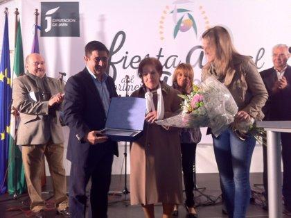Más de 5.000 visitantes respaldan en Baeza el éxito de la Fiesta del Primer Aceite de Jaén