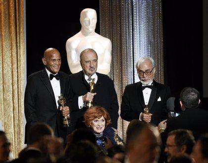 Los Oscars Honoríficos premian a O'Hara, Belafonte, Miyakazi y Carriere