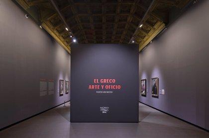 Últimos treinta días para contemplar en Toledo 'El Greco: arte y oficio', la tercera gran exposición dedicada al artista