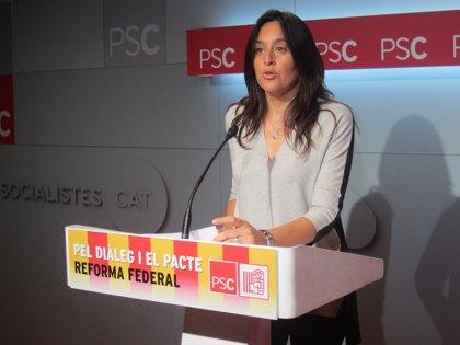 """El PSC ve un éxito de movilización que demuestra una """"gran voluntad de cambio"""""""