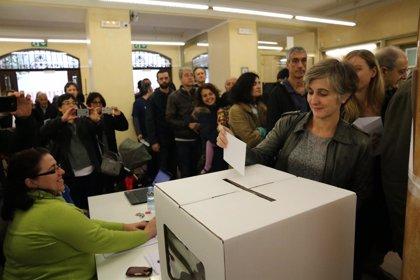 """ICV-EUiA celebra la participación como """"una derrota del PP y una victoria de la democracia"""""""
