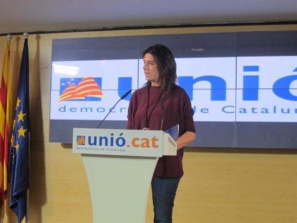 """9N.- UDC cree que Rajoy deberá negociar tras la """"participación masiva"""" y que no se ha traspasado la legalidad"""