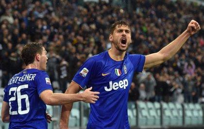Llorente y Morata golean con la Juventus