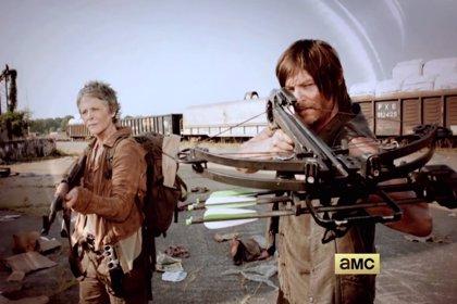 The Walking Dead: Daryl y Carol se adentran en terreno hostil en el avance de Consumed