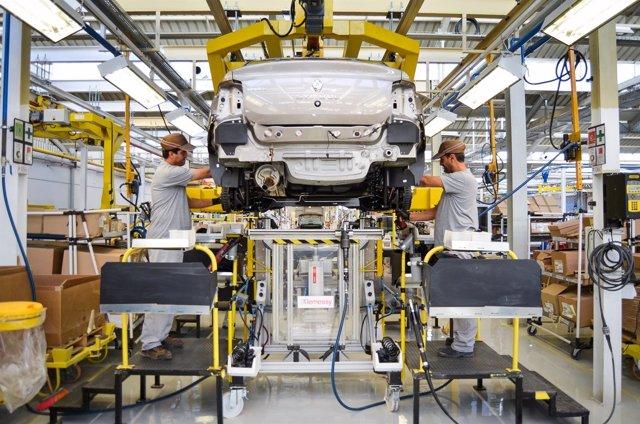 Fábrica Renault Algérie Production en Orán