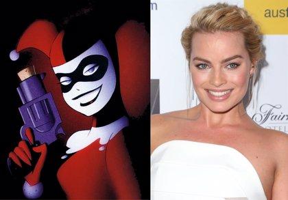 ¿Será Margot Robbie Harley Quinn en Suicide Squad?