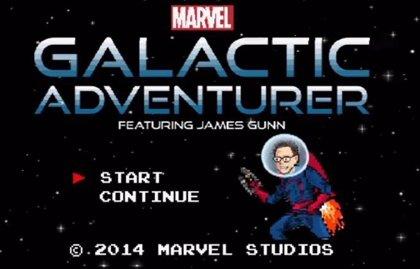 VÍDEO: Guardianes de la galaxia en versión 8-Bits