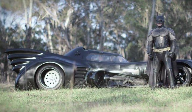 Batmóvil en Australia