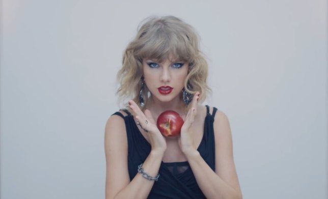 Taylor Swift lanza el videoclip de Blank Space