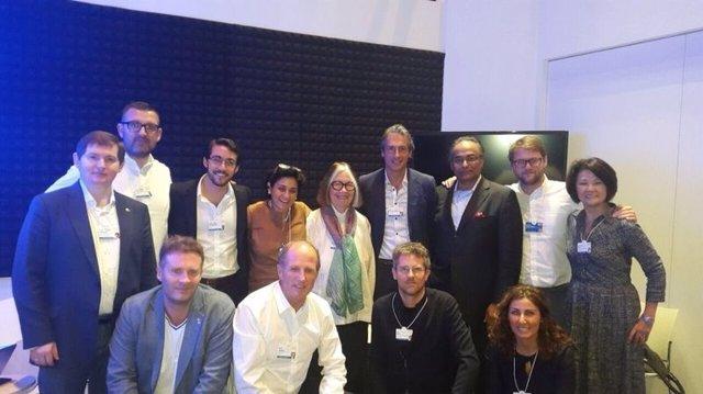 Grupo futuro de ciudades del FEM