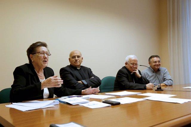El cardenal Cañizares nombra nuevos capellanes para hospitales