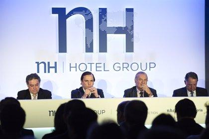 La china HNA eleva al 29,5% su participación en NH Hotel Group