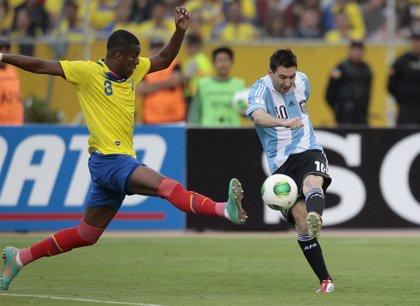 Argentina se mide a una Croacia descafeinada y Brasil a Turquía en su puesta a punto para la Copa América