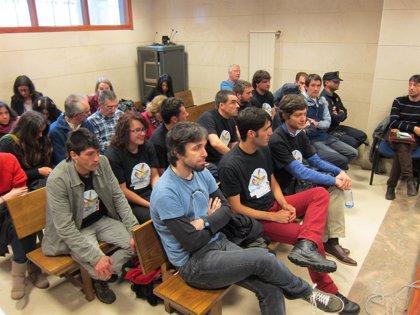 Convocan una movilización para pedir la absolución de los condenados por altercados en la marcha de Galicia Bilingüe