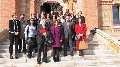 CANTABRIA.-José Manuel Blecua y Tatiana Álvarez clausuran las Jornadas del CORPES XXI en el CIESE-Comillas