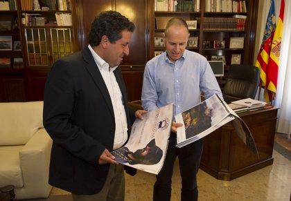 La Diputación edita 2.000 calendarios solidarios de 2015 de 'Camins del Penyagolosa'