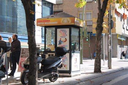 Los once millones del sorteo extra 11 del 11 de la ONCE recaen en Córdoba