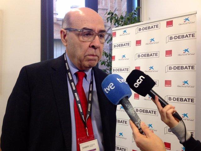 El dtor.Científico de la plataforma de expertos Bio Informatics Barcelona F.Sanz