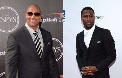 Dwayne Johnson y Kevin Hart protagonizarán Central Intelligence