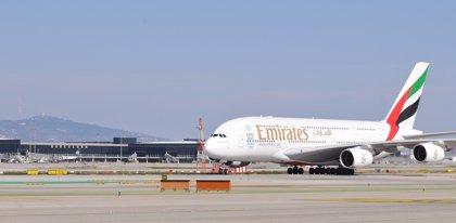 Emirates Group gana más de 481 millones en su semestre fiscal, un 1% más