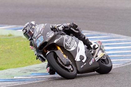 Àlex Márquez estrena su nueva montura de Moto2 en Jerez