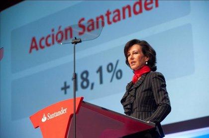 CANTABRIA.-AMP.- Banco Santander coloca una emisión de cédulas a 10 y 20 años por un importe de 3.000 millones