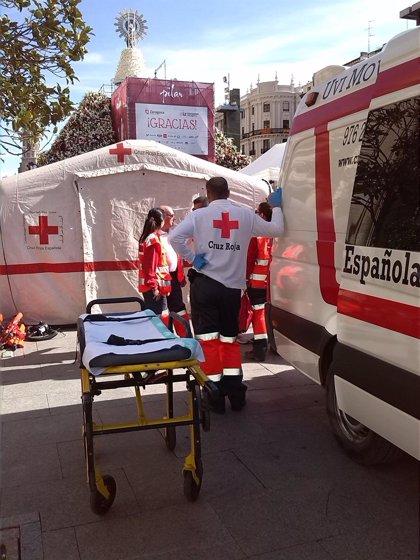 El 35% de personas que atiende Cruz Roja no puede afrontar gastos médicos y más de 36.000 no tienen tarjeta sanitaria