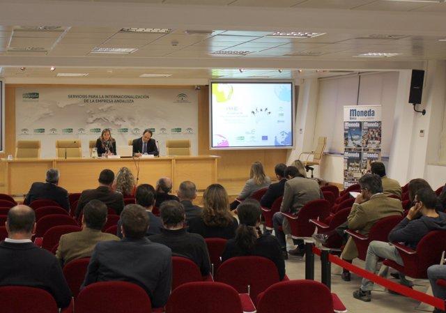 Jornada en Extenda para presentar IMEX-Andalucía.