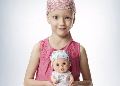 Baby Pelones, el regalo de la Navidad, homenaje a los niños con cáncer