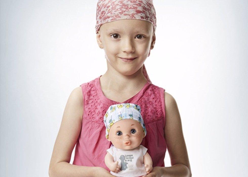 Los Baby Pelones, los muñecos que homenajean a los niños con cáncer