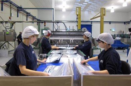 Sube un 6,8% la facturación del sector industria