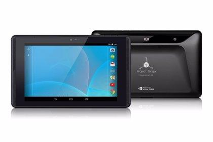 Project Tango, la tableta con cámara 3D de Google, aparece en Play Store