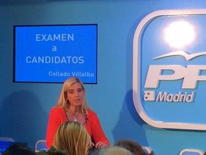 Mariola Vargas se convierte en alcaldesa de Villalba confiando en la justicia