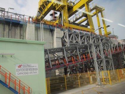 Petronor procede a la puesta en marcha de la Unidad FCC