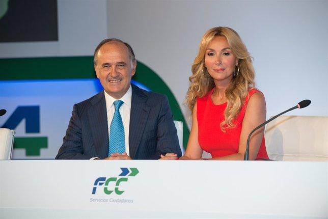 Juan Béjar y Esther Alcocer Koplowitz