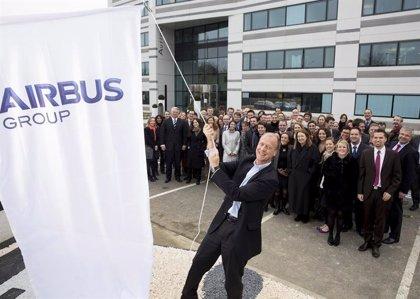 Airbus Group ganó 1.400 millones hasta septiembre, un 16% más