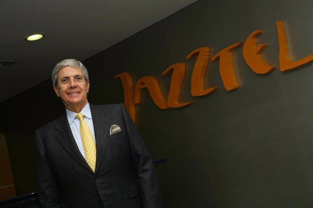 Leopoldo Fernández Pujals. Presidente de Jazztel