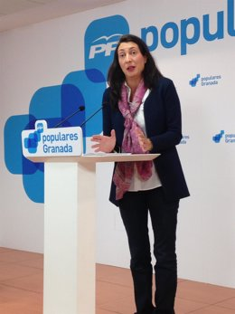 Secretaria general del PP-A, Dolores López